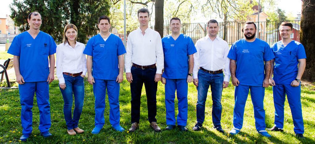 Specialistii in protezare si ortezare Theranova